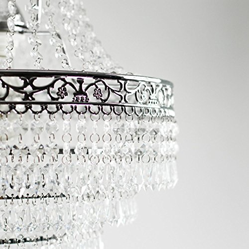 Modern Design Kronleuchter in Kristalloptik - 4