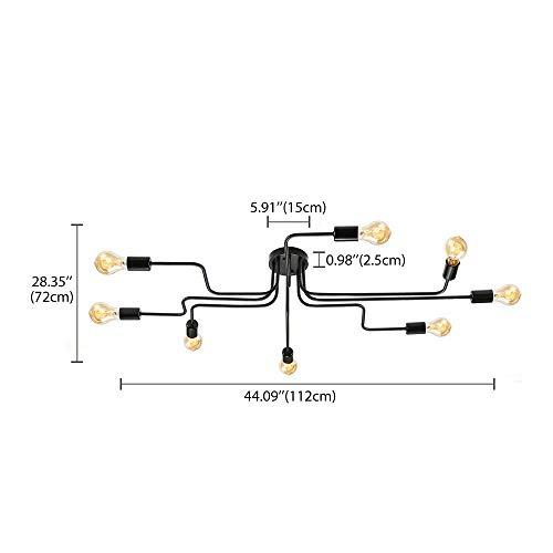 Moderne Industrielampe Deckenlampe - 2