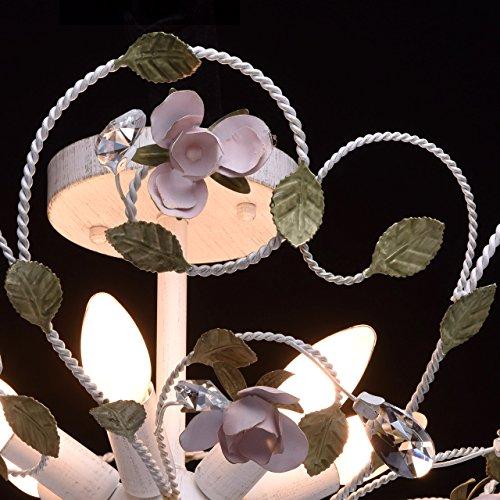 Kronleuchter Pendelleuchte Kristall klassisch Chic-Stil Metall Florentiner Ø - 5