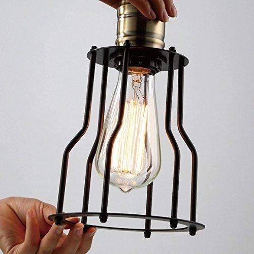 BAYCHEER 6 Flammige DIY Industrielampe Hängeleuchte - 9