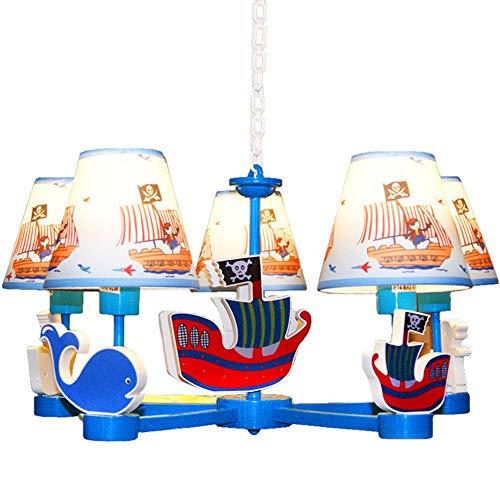 Kinder Kronleuchter Boot Jungen