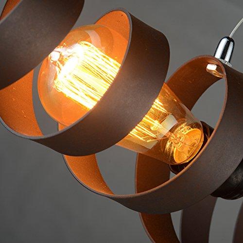 Eisen Lampe ✚ baycheer industrielampe kronleuchter eisen lampe
