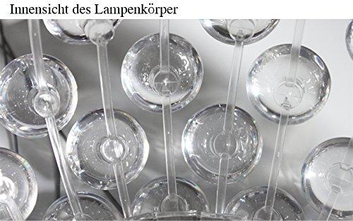 Hengda® Modern Acryl Kronleuchter LED 3in1 Farbwechsel - 4