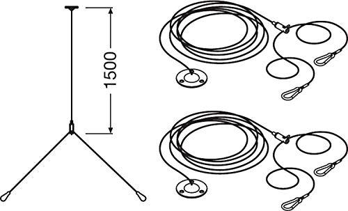 OSRAM LED Vintage Edition 1906 / LED-Lampe in Edison Form mit E27-Sockel / Nicht Dimmbar / Ersetzt 35 Watt / Klar / Warmweiß – 2700 Kelvin / 1er-Pack - 2