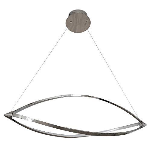 Lu-Mi® LED Pendelleuchte Höhenverstellbar Küchen Deckenleuchte