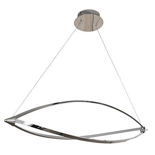 Lu-Mi® LED Pendelleuchte Höhenverstellbar Küchen Deckenleuchte - 6
