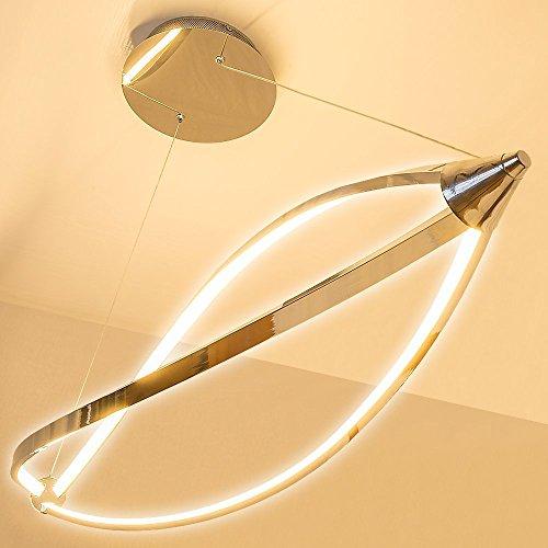Lu-Mi® LED Pendelleuchte Höhenverstellbar Küchen Deckenleuchte - 8