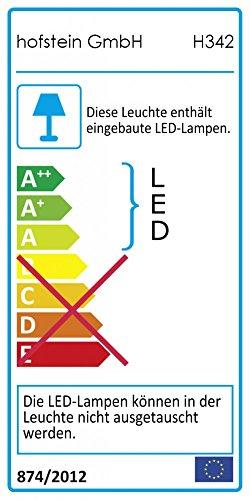 Dimmbare LED Hängeleuchte Hefei 4 x 4 Watt 1280Lumen 3000 Kelvin Lichtfarbe warmweiss - 8