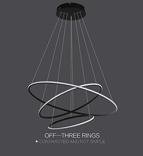 Saint Mossi® Exklusiv Modern Hängelampe LED Lichtquelle Integriert - 3