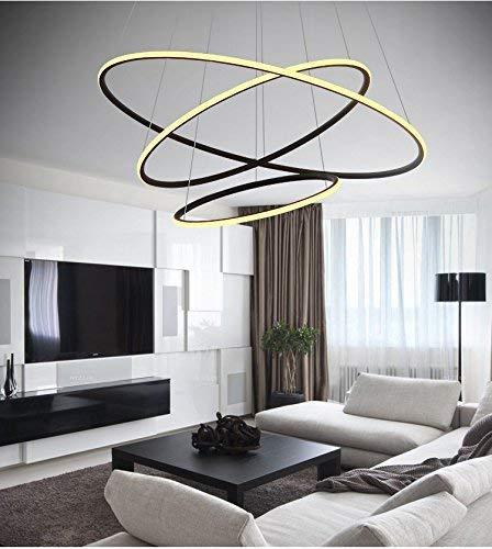 Saint Mossi® Exklusiv Modern Hängelampe LED Lichtquelle Integriert - 4