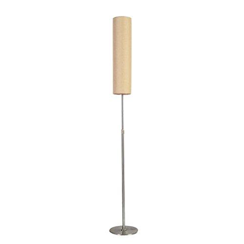 DFHHG® Nordic Stehleuchte moderne Fernbedienung dimmen LED hoch versenkbare 130 ~ 180cm
