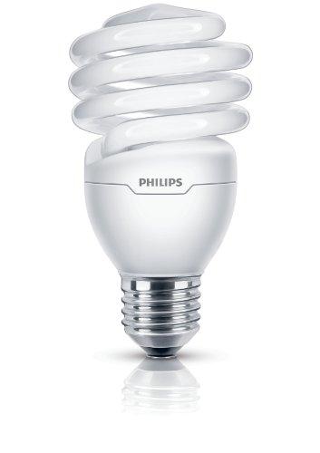 Energiesparlampe Tornado E27 - Philips warmweiß 23W