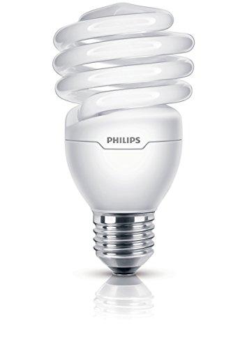 Energiesparlampe Tornado E27 – Philips warmweiß 23W - 6