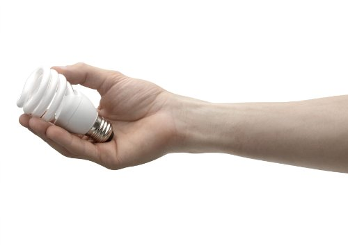 Energiesparlampe Tornado E27 – Philips warmweiß 23W - 3