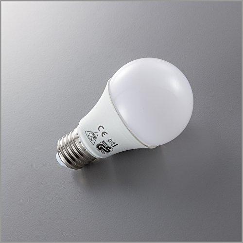 LED Glühbirne | 5er Set E27 | A60 Leuchtmittel | 9 Watt - 2