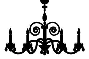 kronleuchter-schwarz